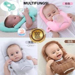 Bantal menyusui bayi multifungsi - Hijau