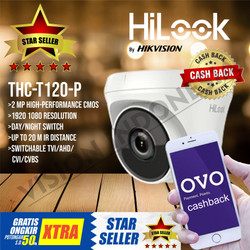 CAMERA CCTV HILOOK 1080P by Hikvision product THC-T120-P