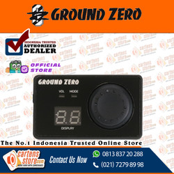 Ground Zero GZDSP Remote 4-8XII by Cartens Store