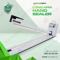 Mesin Long Arm Hand Sealer FS-600H - Alat Press Plastik