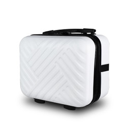 Koper Kecil Beauty Case Hardcase 728171 Polo Milano 12 Inch