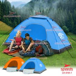 Tenda Camping Buka Otomatis original speeds 2 Orang tipe 001 - Biru Otomatis