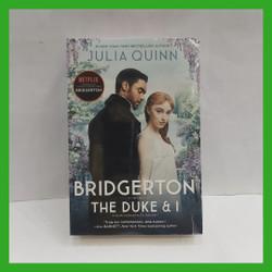 Buku Import Bridgerton The Duke And I By Julia Quinn