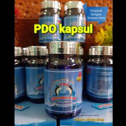 Minyak ikan PDO dengan 65,9% Omega 3,6,9 & Vit. E