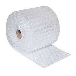 Extra Bubble Wrap packing