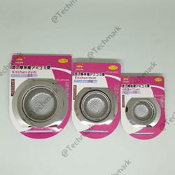 AD103 Saringan Air 11cm Bak Cuci Piring Stainless Sink Filter Strainer - Sebelas Cm