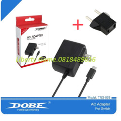 Nintendo Switch DOBE AC Adapter Type C USB Wall Charger