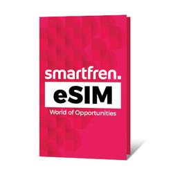 ESIM SMARTFREN PRABAYAR INTERNET 4G LTE 90 GB 360 HARI