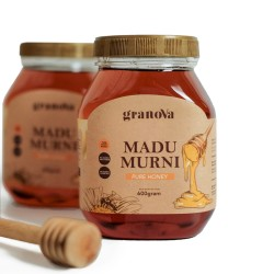 Pure Honey / Madu Murni Randu 600 gram