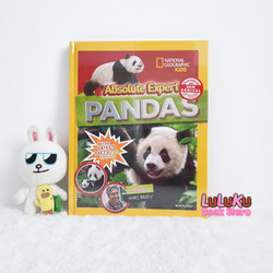 Buku Anak Import National Geographic Kids Absolute Experts Pandas