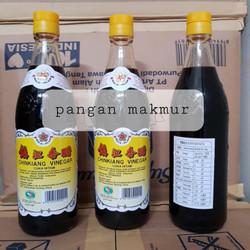 chinkiang vinegar ( cuka hitam ) 550ml