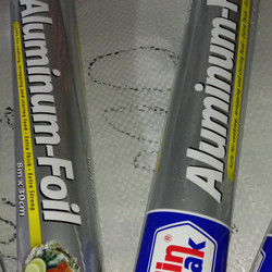 alumunium foil/klinpak reffil/roll