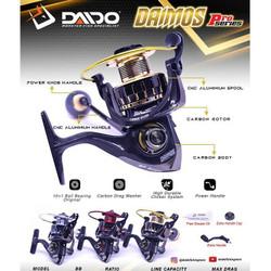 REEL DAIDO DAIMOS PRO SERIES 6000 POWER HANDLE - Gold