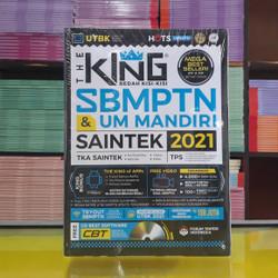 BUKU THE KING BEDAH KISI KISI SBMPTN UM MANDIRI SAINTEK UTBK 2021 ORI