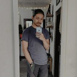 Cermin Gantung 35x90