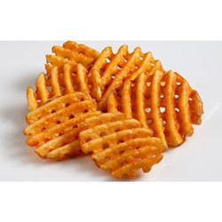 Kentang Lamb weston waffle crisscut fries 500 gr