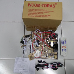 MESIN TV TABUNG 14-21 WCOM-TORAS