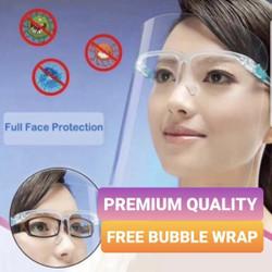 kacamata face shield nagita anti fog import
