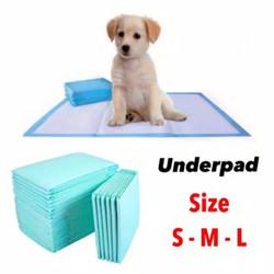Pet Underpads - Alas kandang kucing anjing - 33x45cm