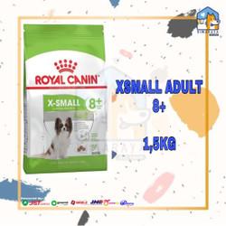 ROYAL CANIN XSMALL ADULT 8+ 1,5KG FRESHPACK