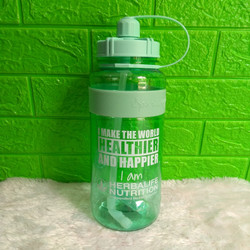 botol minum volvo#herbalife uk 2L/2000ML
