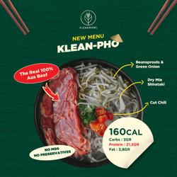 KLEAN PHO (100% AUS Beef)