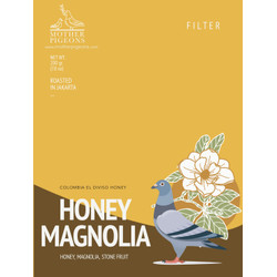 HONEY MAGNOLIA (Colombia El Diviso Honey)