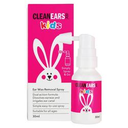Clean ear kids