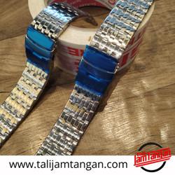 26mm Solid Stainless Strap Tali Jam Tangan Rantai