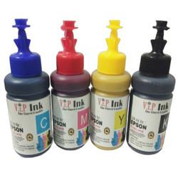Paket Tinta Sublim Epson 4 Botol Vip ink Grade A Korea Quality