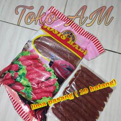 lapciong malaysia lapcong 5 pasang 10 batang