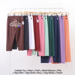 Celana dalaman gamis anak (10thn -12thn) - 10 Warna