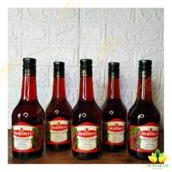 Bertolli Red Wine Vinegar / Cuka Fermentasi Rasa Anggur Merah