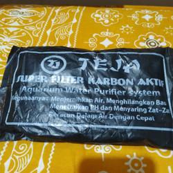 Super filter karbon aktif carbon active penjernih air aquarium