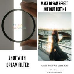 kaca prisma dream filter fx