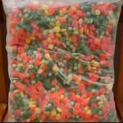 Mix Vegetables 4 ways Frozen 1kg