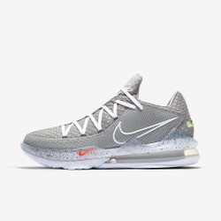 Nike LeBron 17 Low Particle Grey - 9.5
