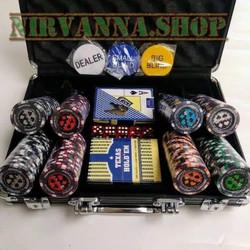 Jual 100pieces Of Chips World Series 1box Plastic Fancy Poker Chips Sets Kota Tangerang Selatan Sambal Nona Manis Tokopedia