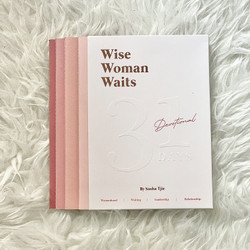 Wise Woman Waits Vol II 31-Day Devotional