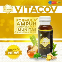 Suplemen Vitamin Probiotik Vitacov Untuk New Normal