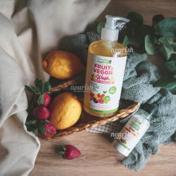 Dehealth Supplies Fruit & Veggie Wash (Sabun Pencuci Sayur Buah) 500ml