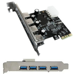 PCI USB CARD 4port v 3.0