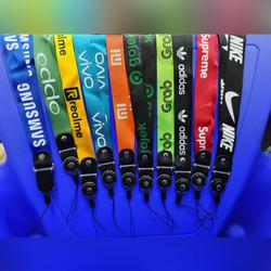 Tali HP BRANDED / Gantungan Hp / Tali Gantungan Hp Branded