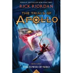 The Trials of Apollo #5: The Tower of Nero