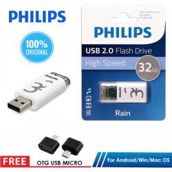 usb Flash disk philips 32 gb original vivid edition usb 2.0
