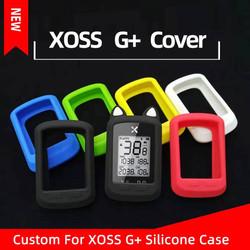 Silicone Cover Speedometer XOSS G Plus - Case Silicone Untuk XOSS G+