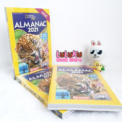 Buku Import Anak NGK National Geographic Kids - ALMANAC 2021