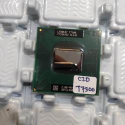 Processor Laptop Core2Duo T7100 T7200 T7250 T7300