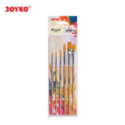 Joyko Brush Set BR-5 Kuas Cat Air Minyak Lukis Acrylic Akrilik BR5