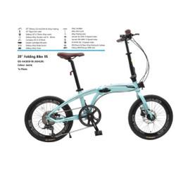 Jual Sepeda Lipat Odessy 20 Murah Harga Terbaru 2020